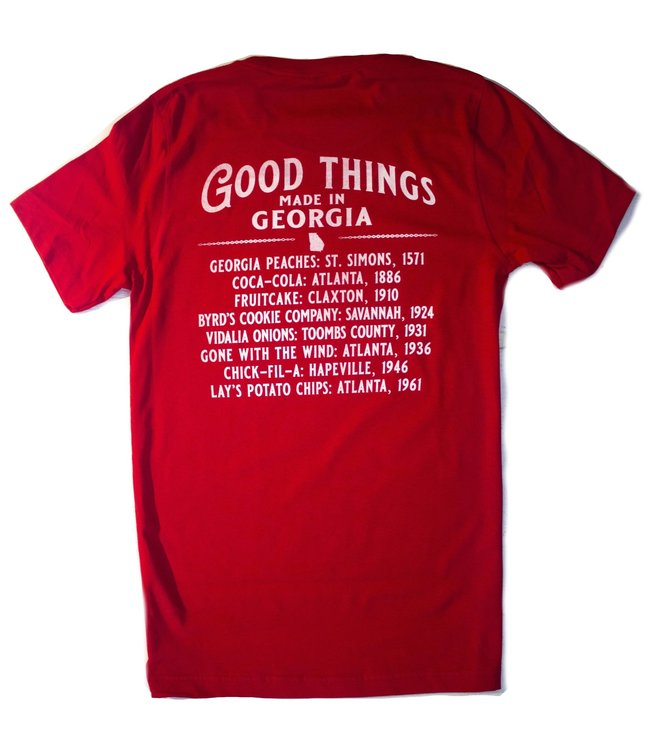 S.L. Revival Co Good Things Made in Georgia Tee
