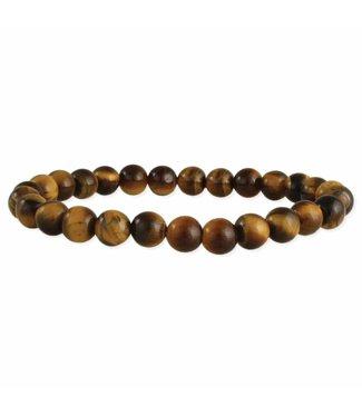 Zad Tiger Stone Beaded Bracelet