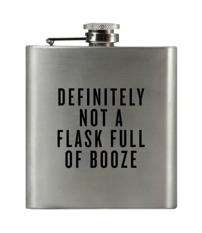 Swag Brewery Definitely Not Flask