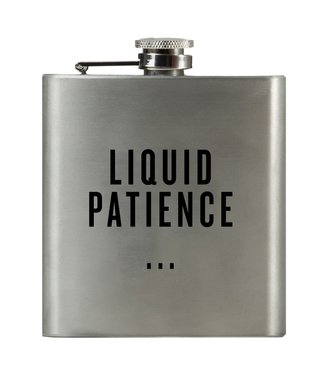 Swag Brewery Liquid Patience Flask
