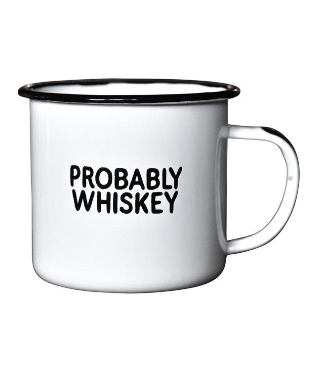 Swag Brewery Probably Whiskey Mug