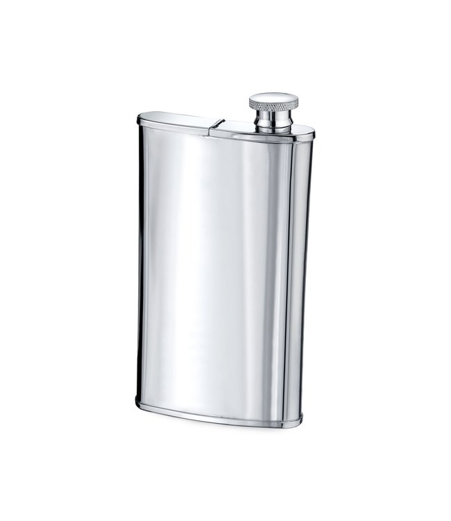 Brouk and Co. The Wingman Flask & Cigar Holder
