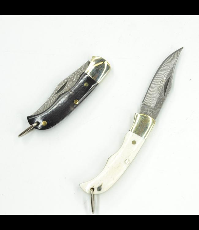 Curated Basics Ox-Bone Folding Knife