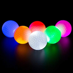 LED GLOWING BALL FOR NIGHT GOLF