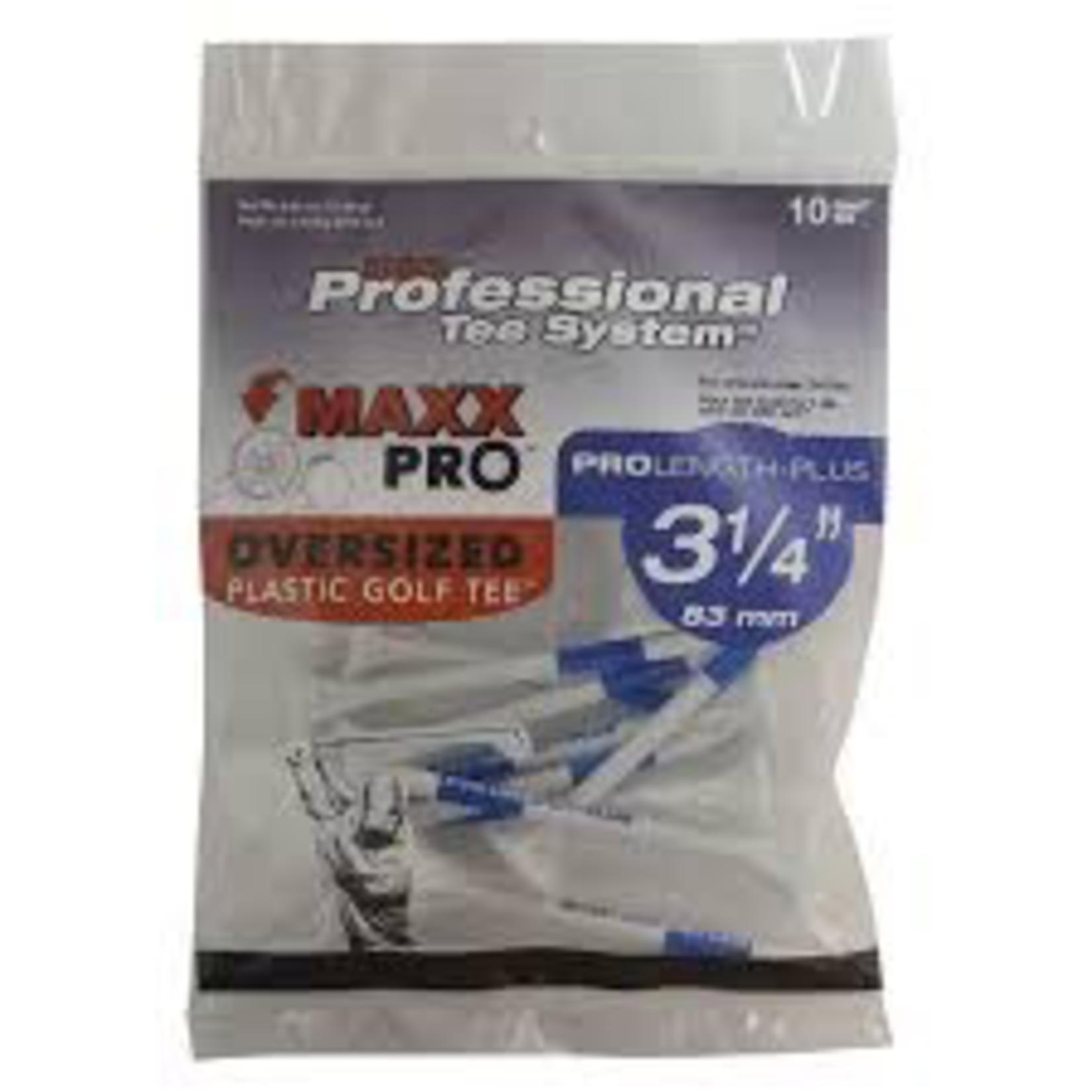 PERFORMANCE TEE 3 1/4 PLASTIC