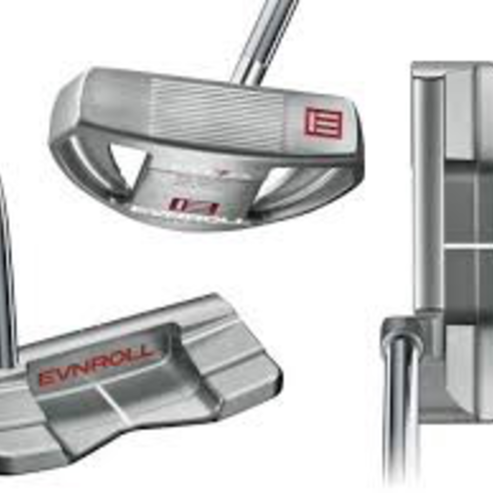 EVENROLL PUTTERS