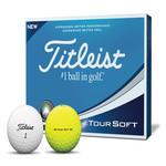 TITLEIST TITLEIST TOUR SOFT BALL WHITE