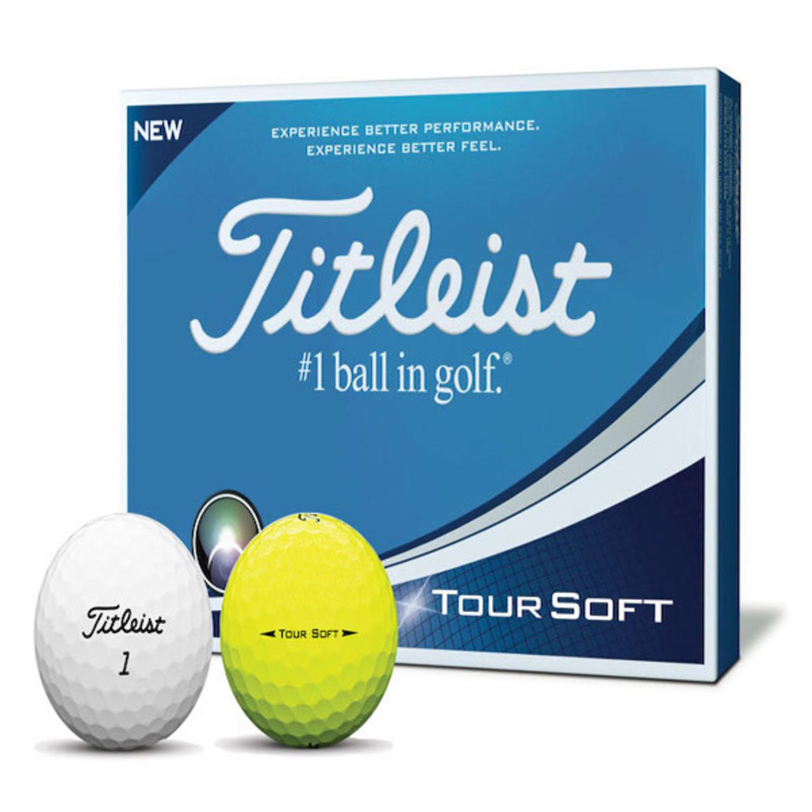 TITLEIST TITLEIST TOUR SOFT BALL