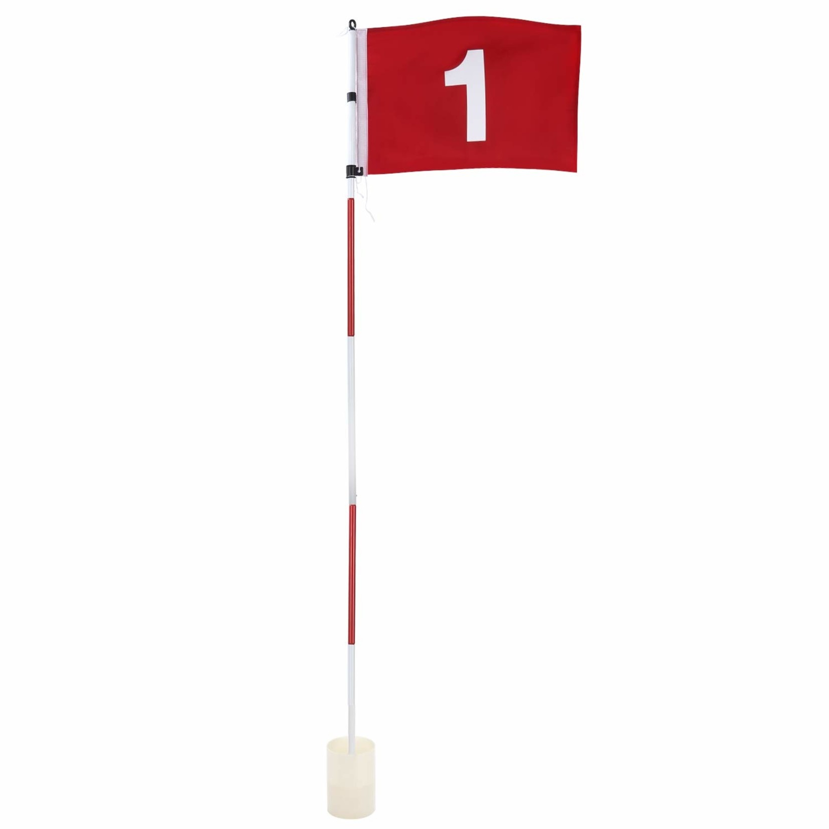 TEE MATE BACK YARD FLAG STICK AND CUP