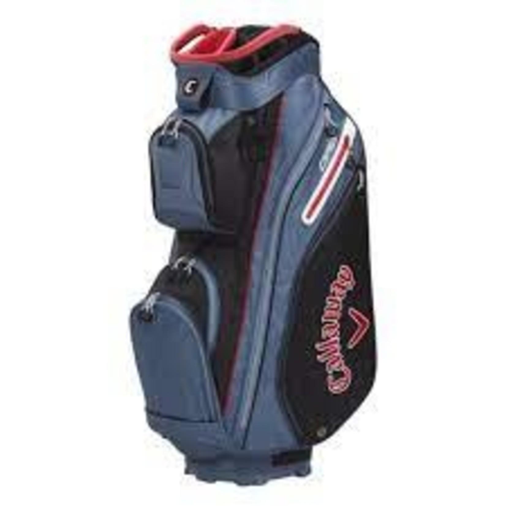 Callaway CALLAWAY ORG 14 CART BAG BLK/SHALE/RED
