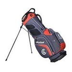 CLEVELAND CLEVELAND CG STAND BAG CHARCOAL/RED