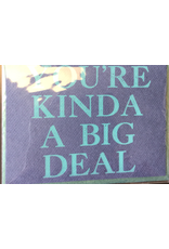 Karen Fuhr You're Kinda, card