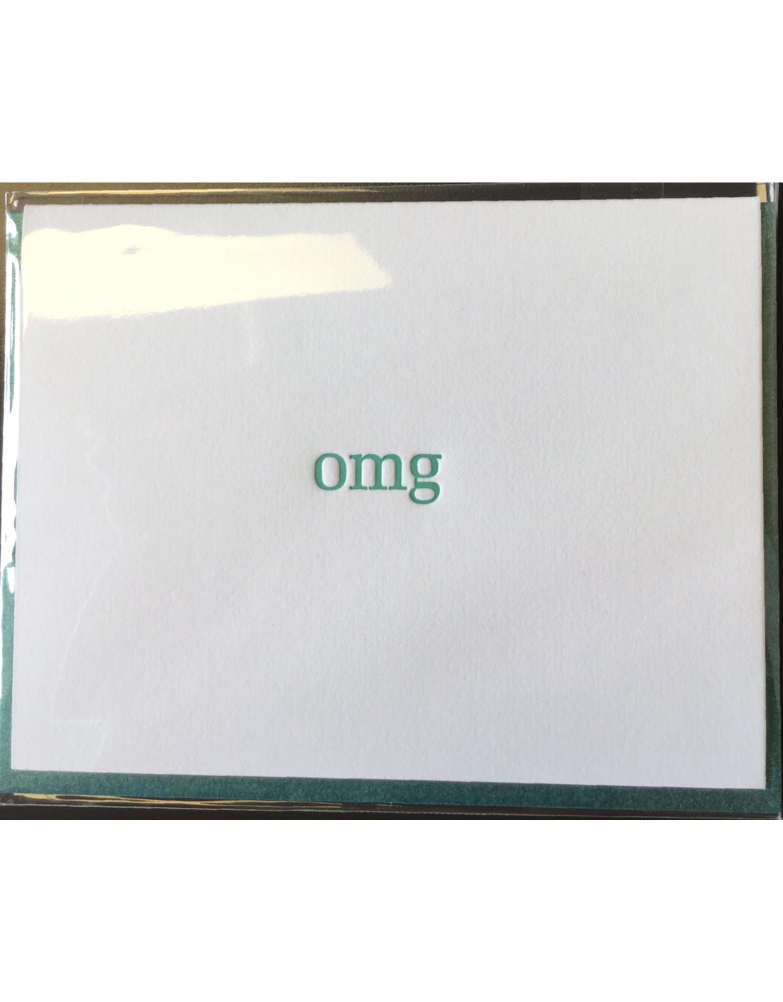 Karen Fuhr omg, card