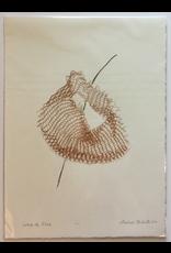 Roberts, Andrea Camp of Fire, Print