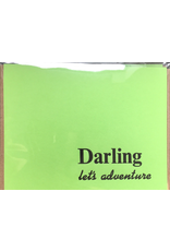 Karen Fuhr Darling let's adventure, card