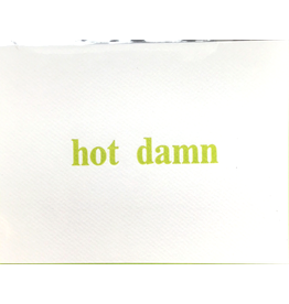 Karen Fuhr hot damn, card