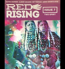 Red Rising Magazine Red Rising Issue 7, magazine