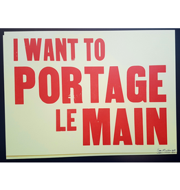 McLachlan, Sean Portage Le Main (light yellow)