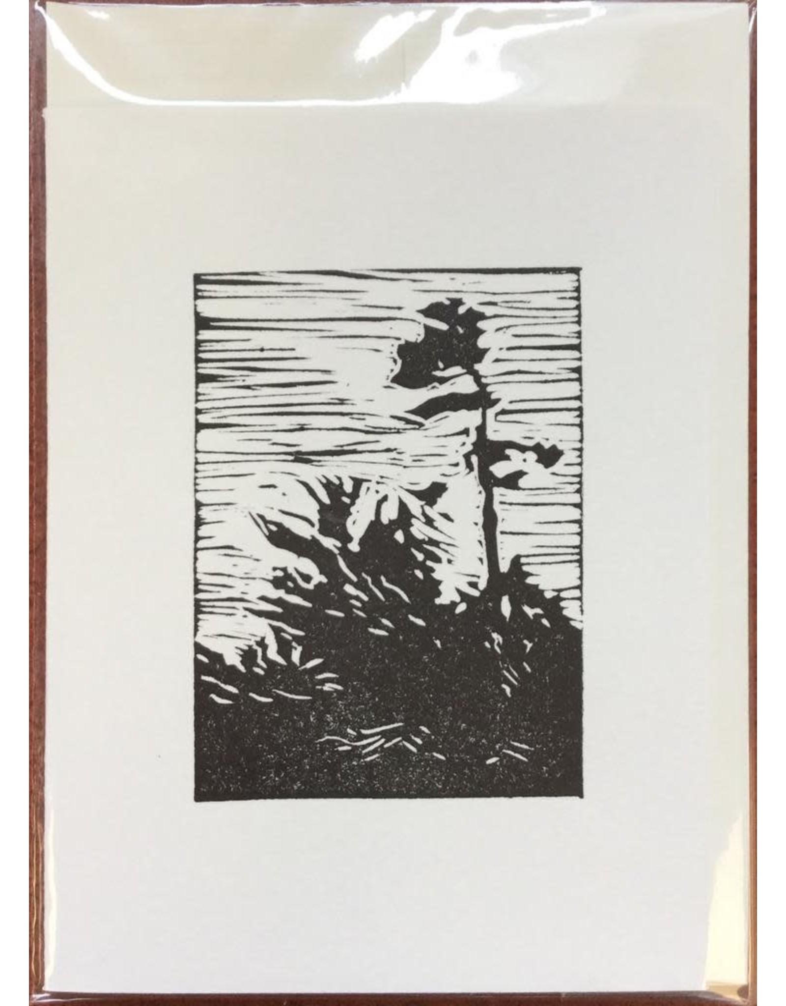 Graham, Peter Pine Tree, Card