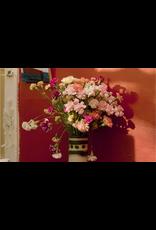 Glawson, Larry untitled (carnations skeleton), homebodies series, Larry Glawson