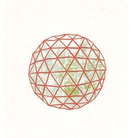 Josephson-Laidlaw, Erin Untitled (screen printed biosphere), Erin Josephson-Laidlaw