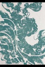 Keast, Bram untitled (large blue wave), Bram Keast