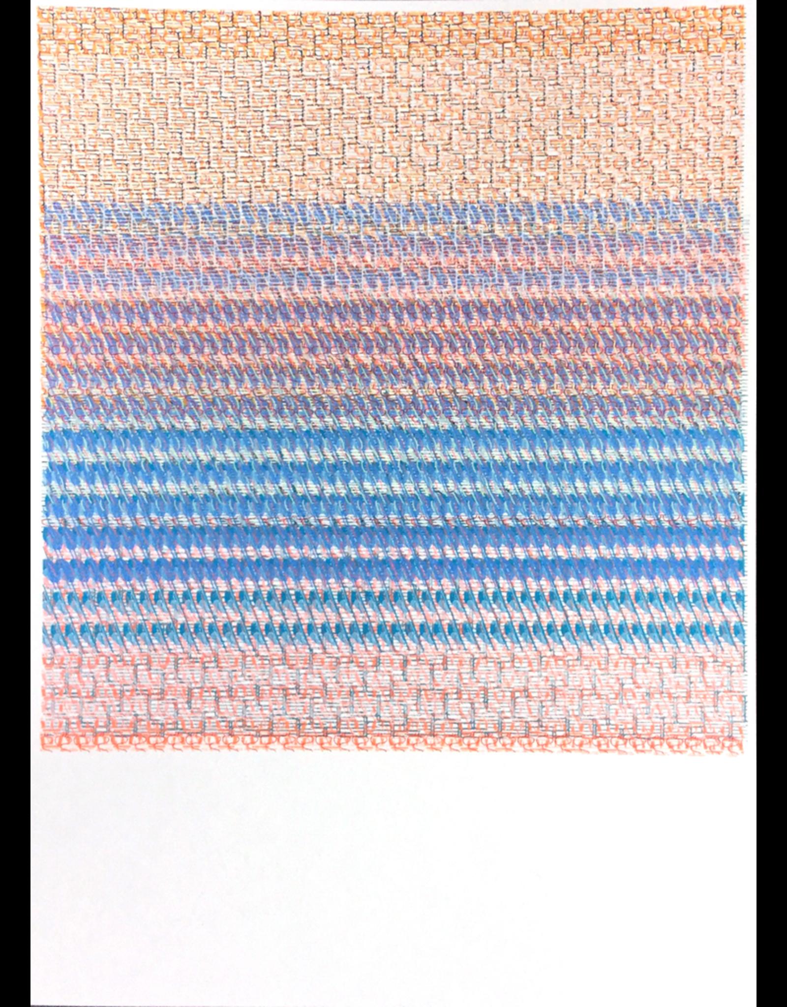 Pichon, Ilana Think: Monotype #125 (125), Ilana Pichon
