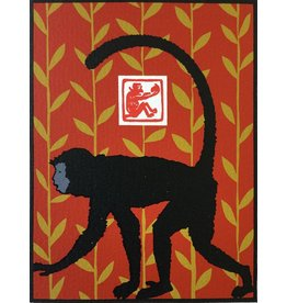 Valko, Andrew Year of the Monkey (red), Andrew Valko