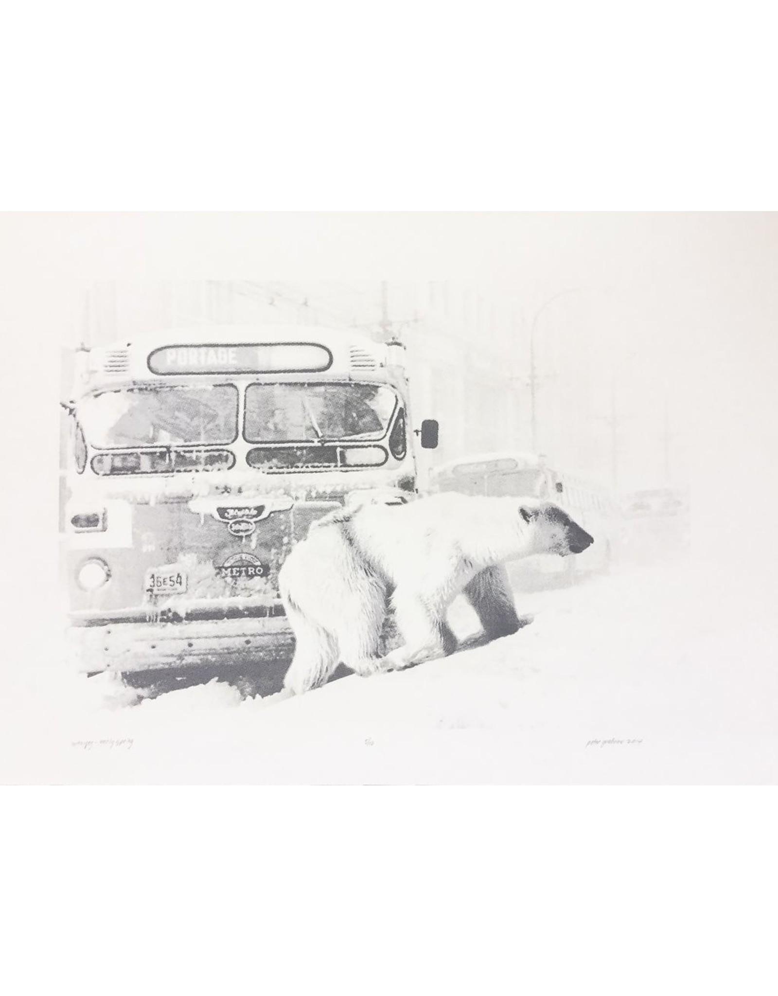 Graham, Peter Winnipeg - Early Spring, Peter Graham