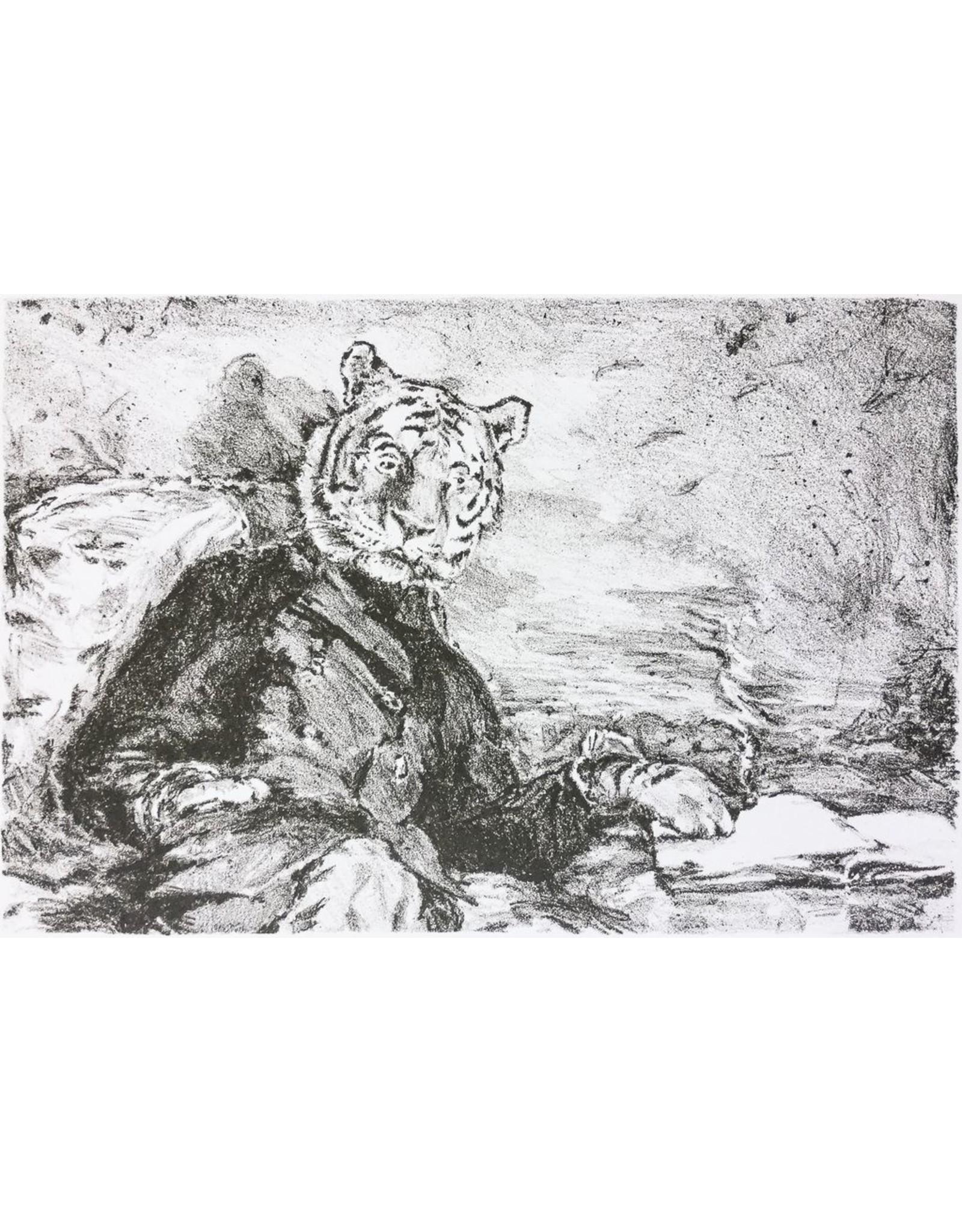 Graham, Peter Panthera Tigris Maneta, Peter Graham