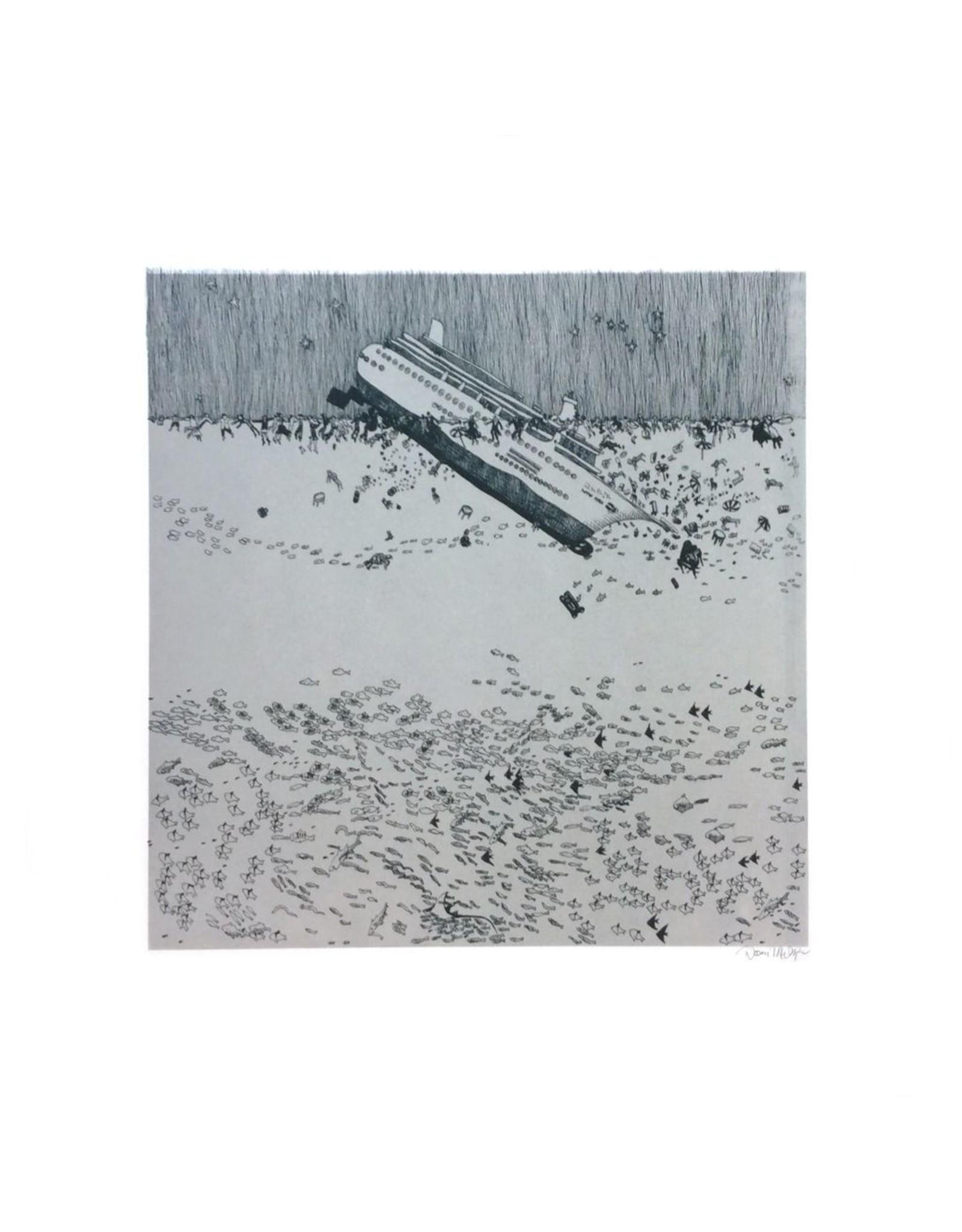 Melnyk, Doug Nippon Maru (from PaperCut folio), Doug Melnyk