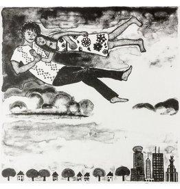 Rudolph, Miriam Homage à Chagall - Over the Town, Miriam Rudolph