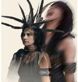 Favell, Rosalie Transformation, from the Plain(s) Warrior Artist Series, Rosalie Favell