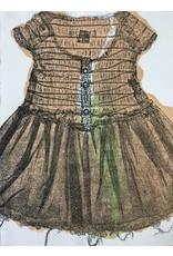 Cornelius, Karen Dressing Up in the Ituri Forest, Karen Cornelius - P-1557