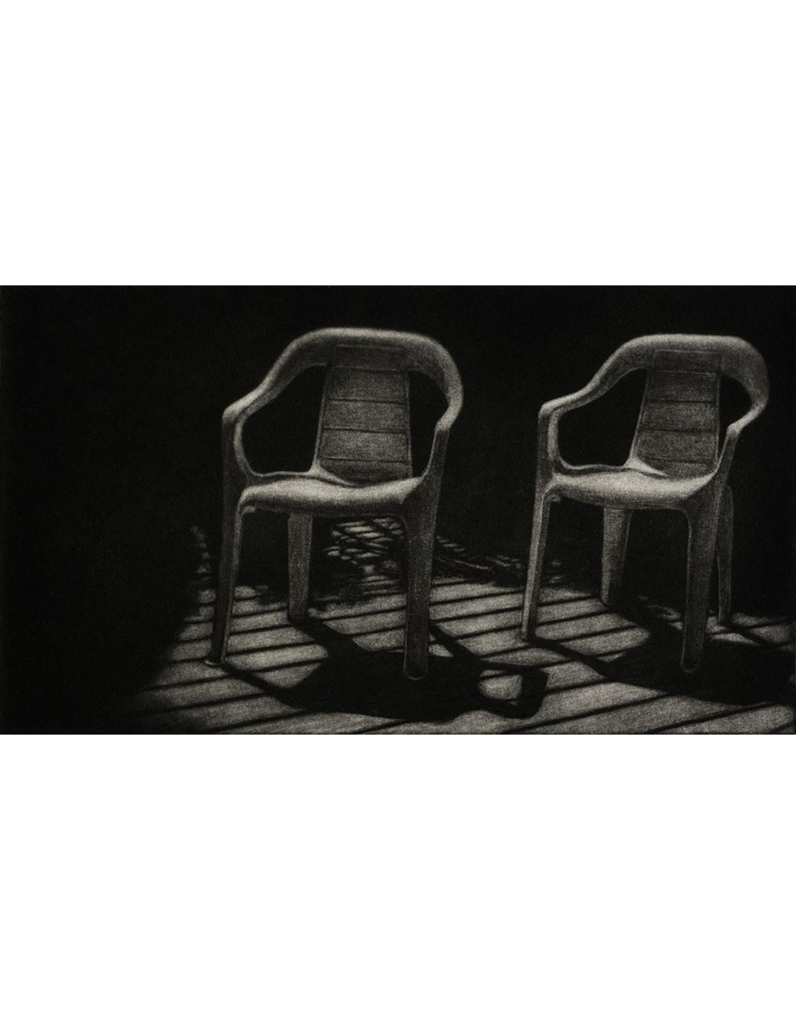 Howorth, E.J. 2 Lawn Chairs, E.J. Howorth