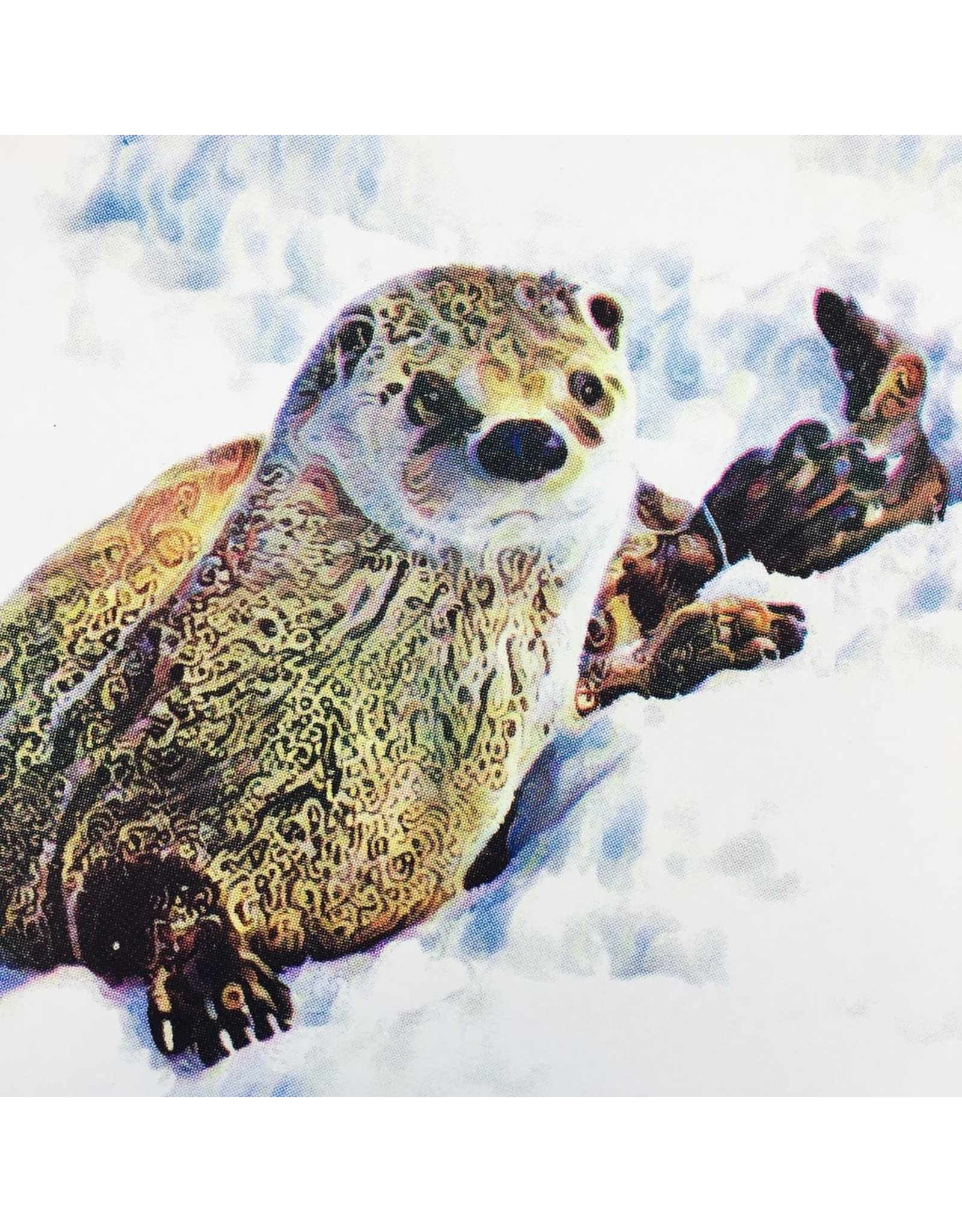 Graham, Peter River Otter (Candied Mammals of the Boreal Forest), Peter Graham