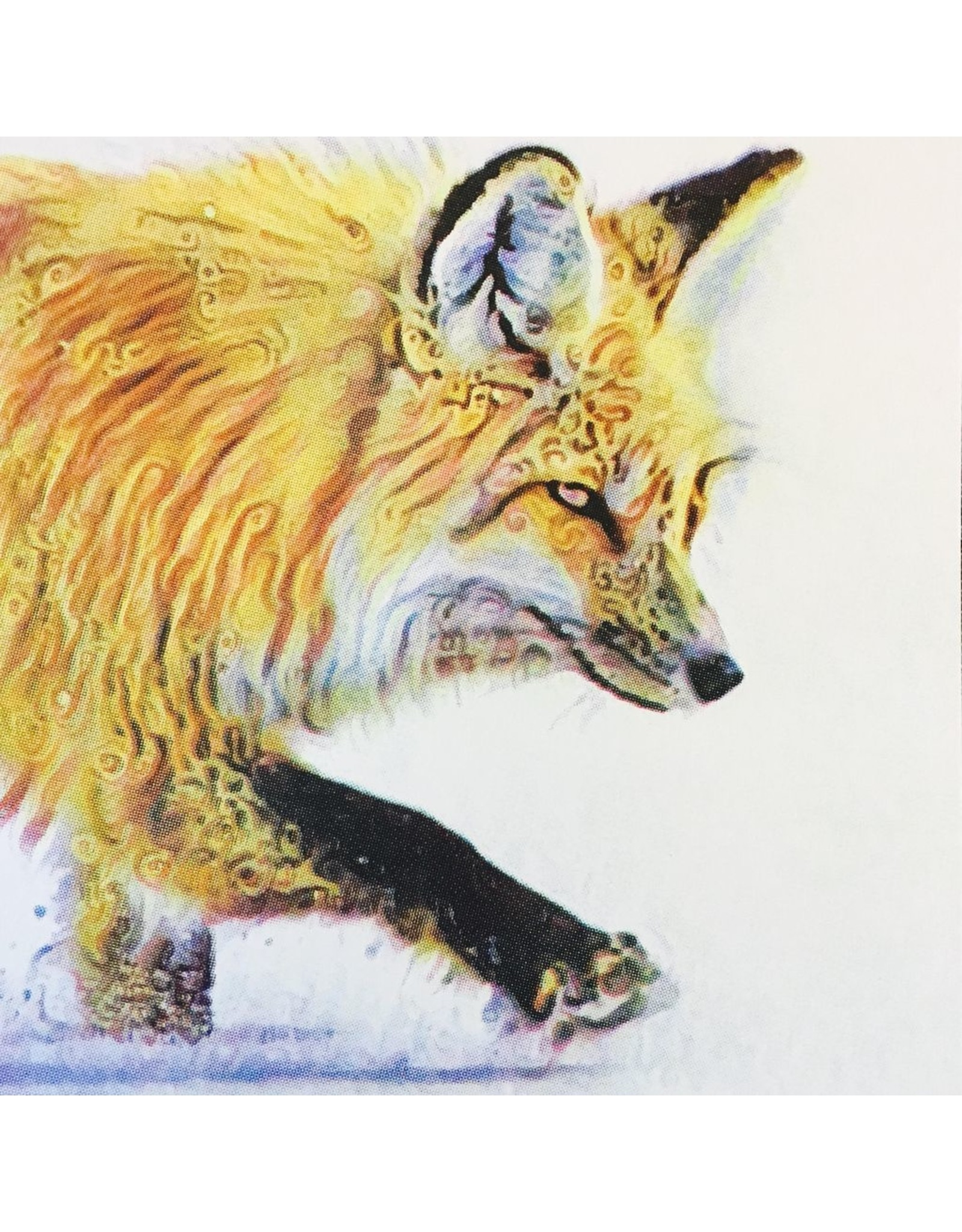 Graham, Peter Red Fox (Candied Mammals of the Boreal Forest), Peter Graham