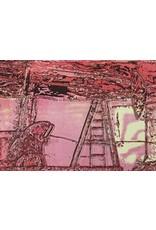 Pichette, Michelle Untitled (pumpjack screenprint) Michelle Pichette