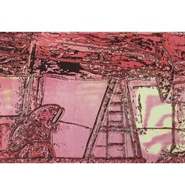 Pichette, Michelle Untitled (pumpjack screenprint) Michelle Pichette
