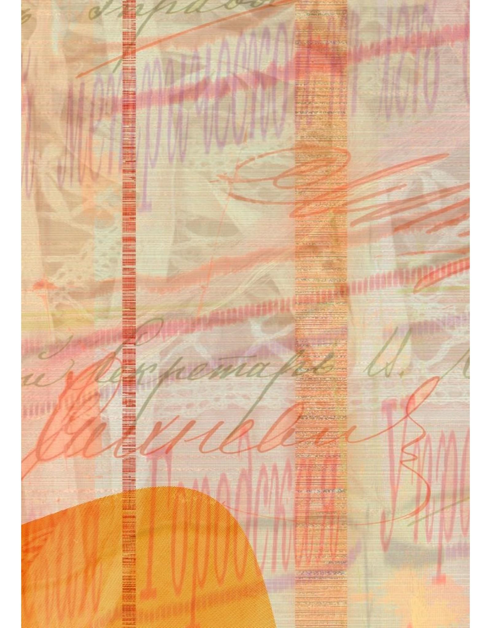Turner, Susan untitled (orange), Susan Turner