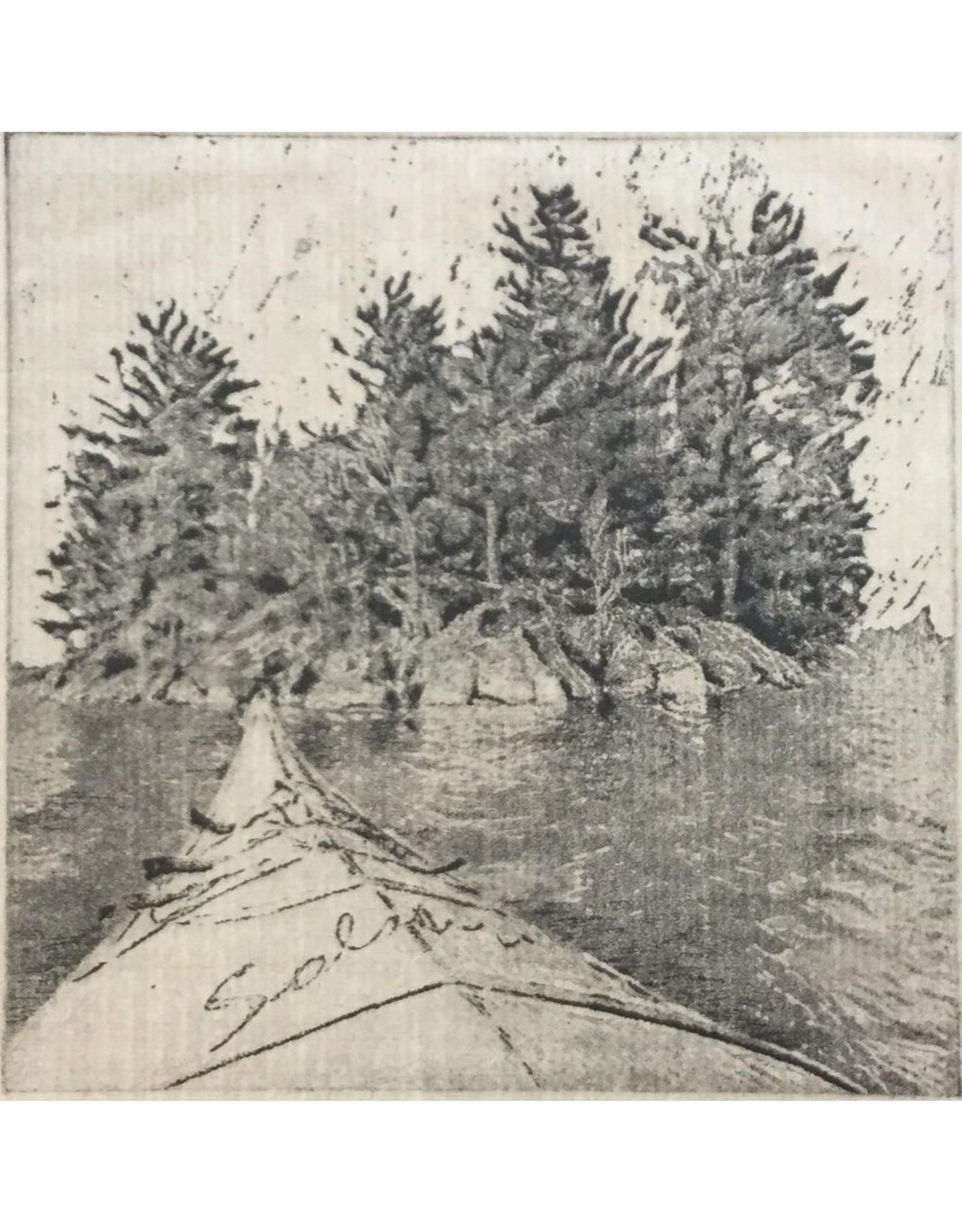 Graham, Peter Picnic Island, Peter Graham