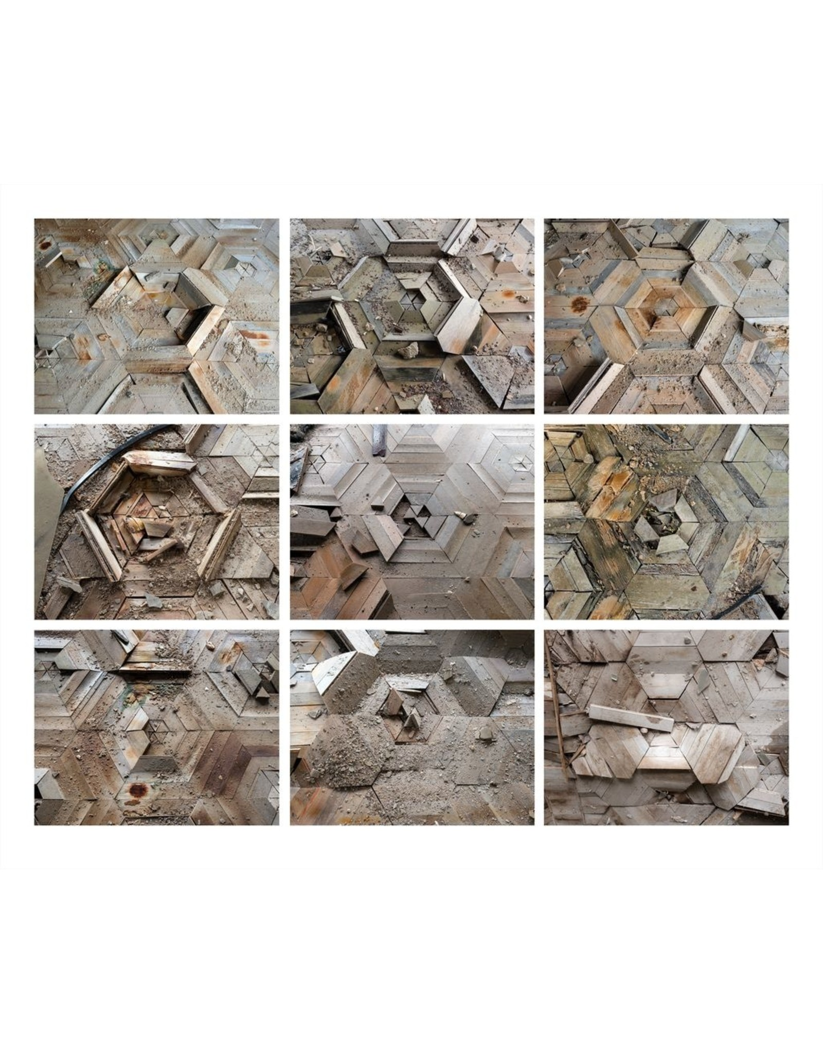 McMillan, David Parquet Floor Variations, Prypiat, Ukraine, David McMillan
