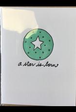 Karen Fuhr A star is born, card