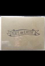 Karen Fuhr 'peace on earth' card