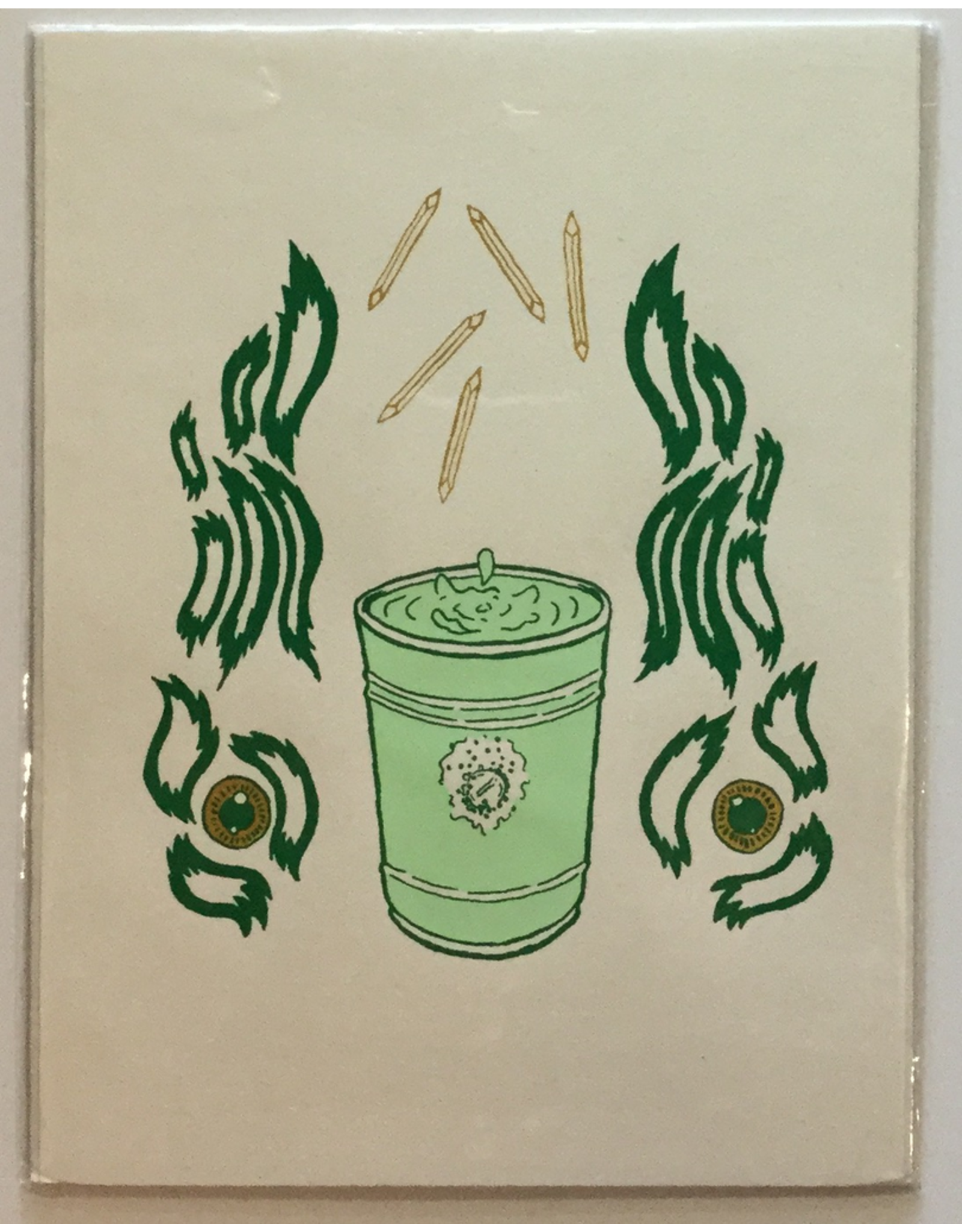 Mayer, Emma Roofies, Print