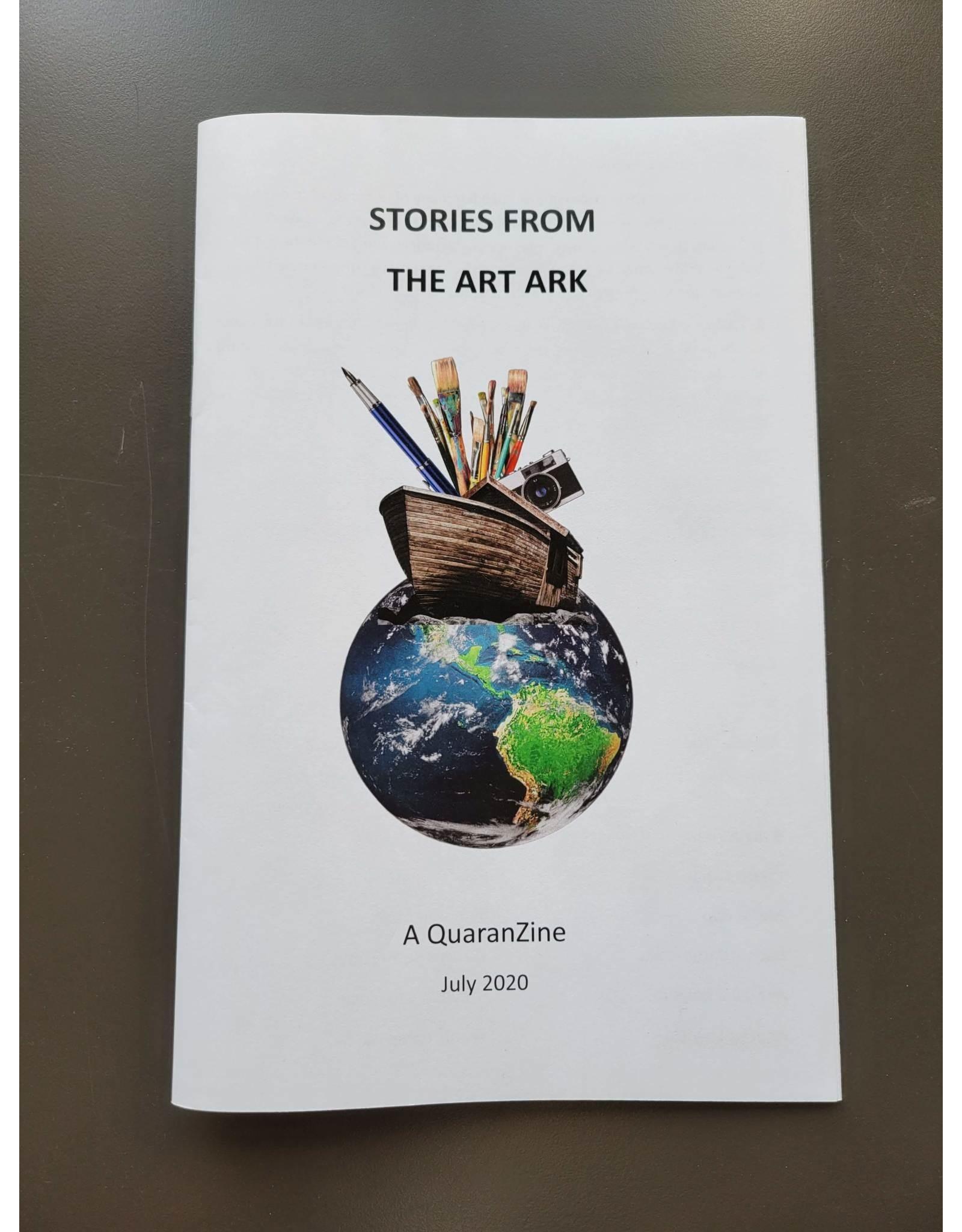 Epp, Maria Stories from the Art Ark: A QuaranZine