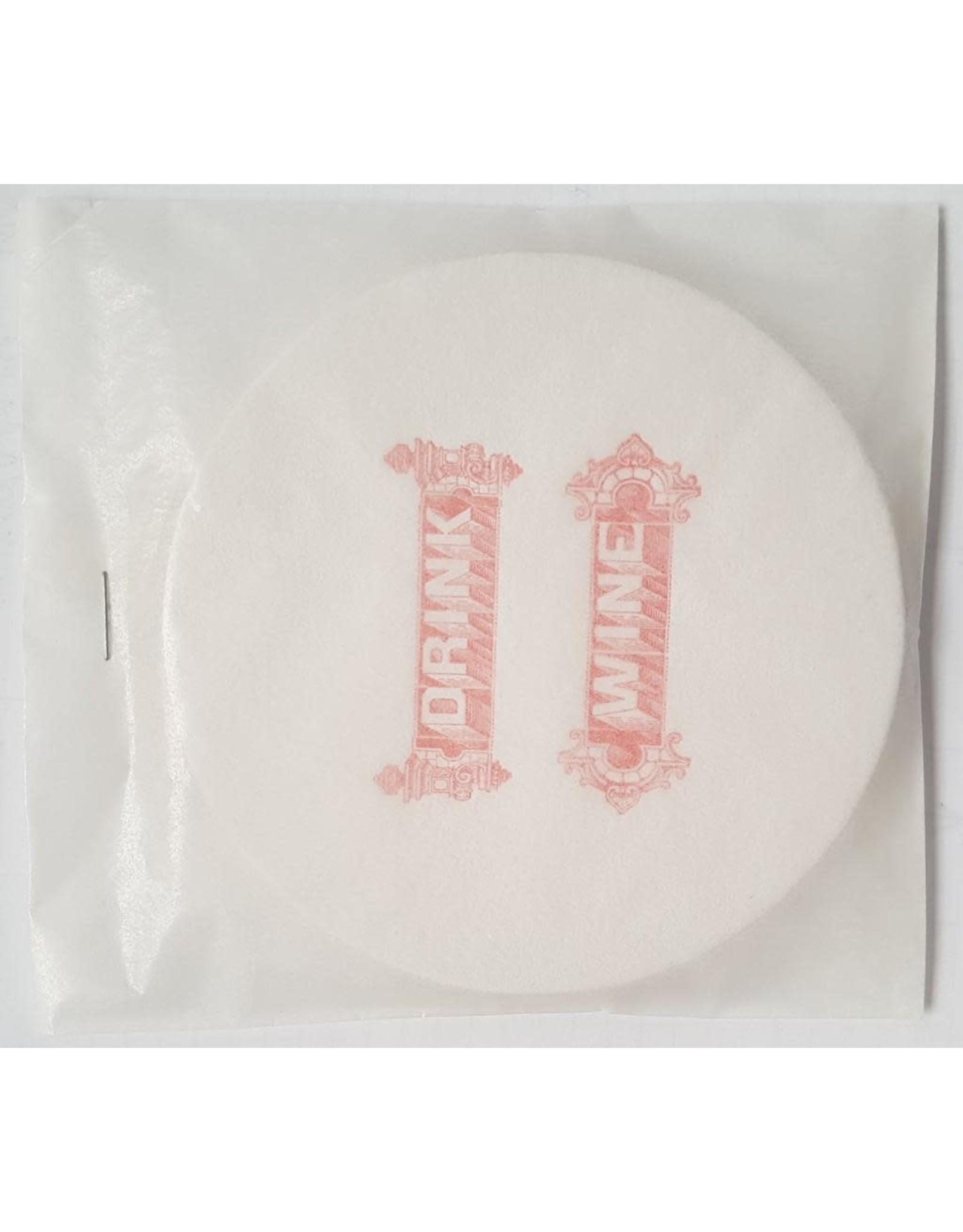McLachlan, Sean Coasters, set of 4, by Printmonger Press