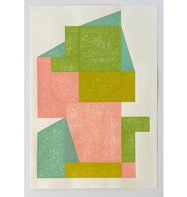 Smith, Suzie Variations on a Square V, Suzie Smith