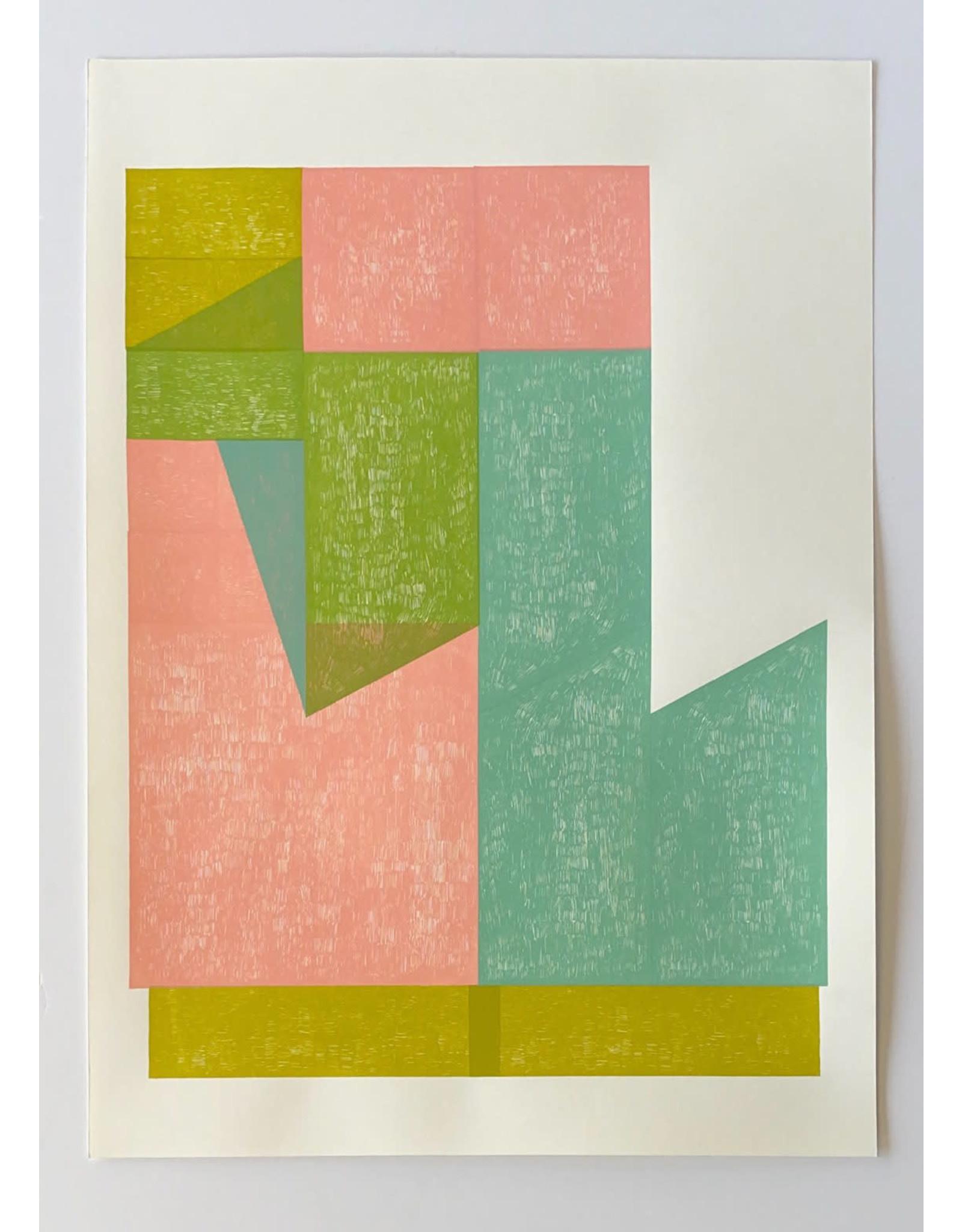 Smith, Suzie Variations on a square VI
