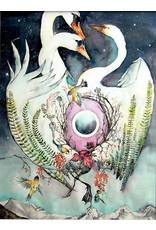 Scanlon, Rosemary Swan Icon - greeting card (blank)